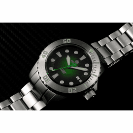 MASTER DIVER AUTOMATIC GREEN DIAL