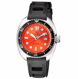 MILITARY DIVER 300 SWISS AUTOMATIC � DIVER orange