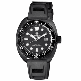 MILITARY DIVER 300 SWISS AUTOMATIC � DIVER PVD BLACK