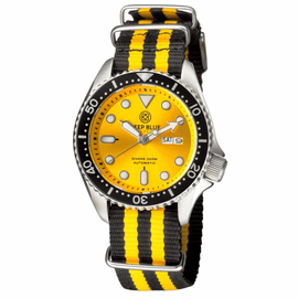 MILITARY DIVER 300 AUTOMATIC � SS DIVER YELLOW
