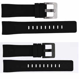 ORIGINAL FIT SILICON STRAP  FOR ALL AIR BLUE 44MM MODELS
