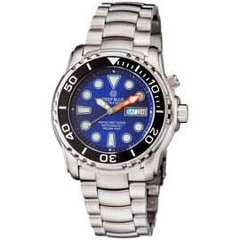PRO SEA DIVER 1000M BRACELET BLACK CERAMIC BEZEL DARK BLUE DIAL