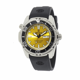 SEA QUEST DIVER 1000 - YELLOW DIAL