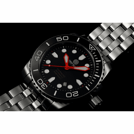 SEA RAM AUTOMATIC - BLACK/BLACK