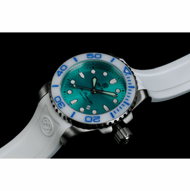 SEA RAMIC LIGHT BLUE SUNRAY DIAL 500 - SOLD OUT