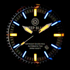 T 100 48mm  Dial