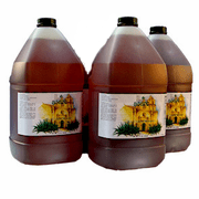 Raw Bulk Agave Nectar (Amber Dark)  (3/1 Gallon Case)