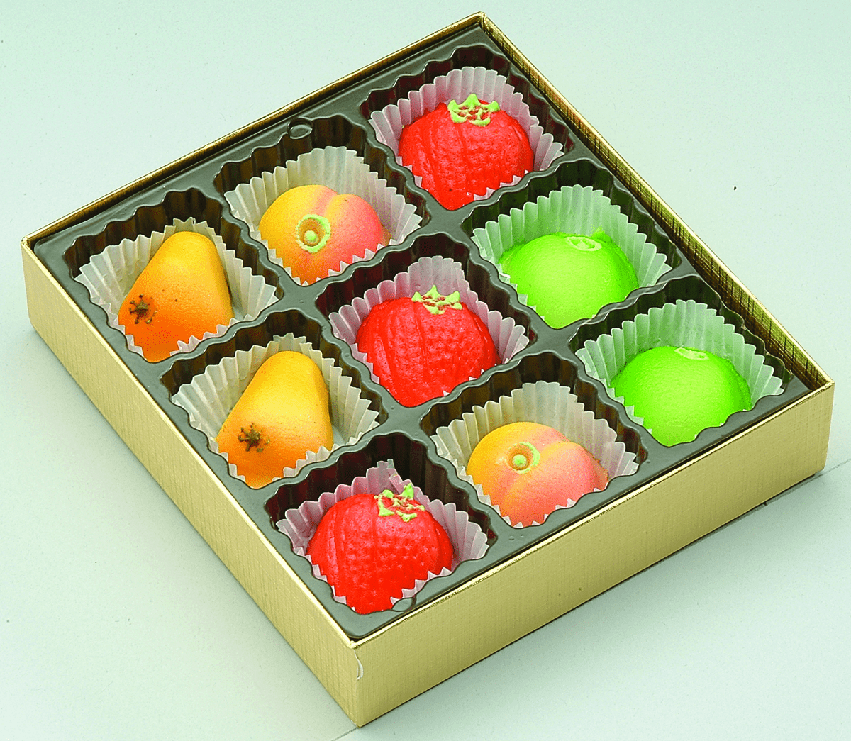 M-43 9 PIECE FRUIT