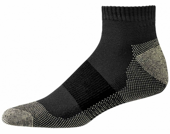 Aetrex Athletic Copper Socks - Ankle