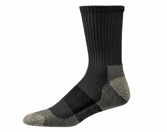 Aetrex Copper Socks - Athletic Crew