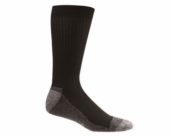 Aetrex Men's Dress Casual Copper Socks