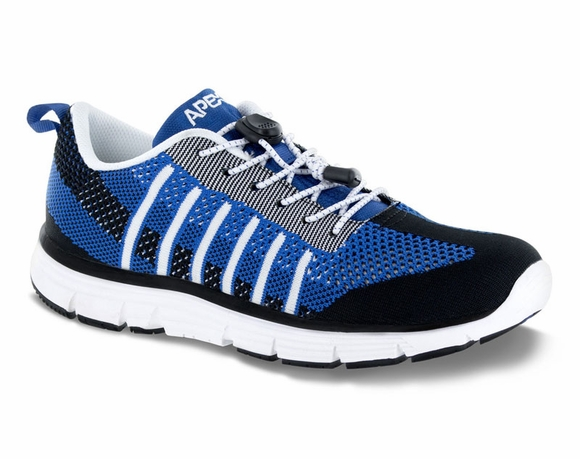 Apex Bolt Athletic Knit - Men's Athletic Shoe