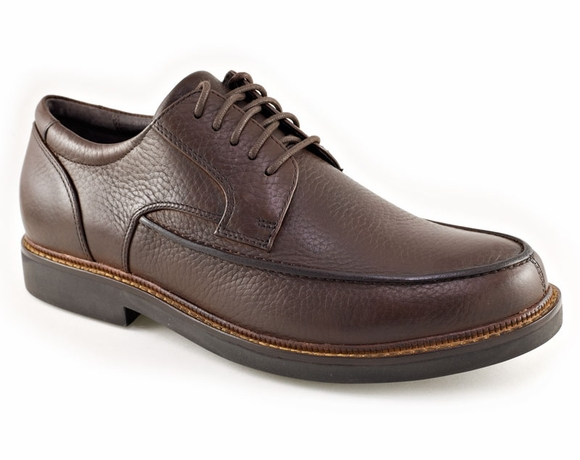 Apex Moc Toe Oxford- Men's Shoe