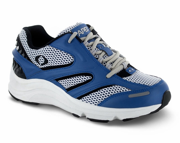 Apex Stealth - Men's High Performance Walking & Running Shoes
