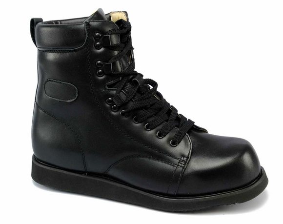 """Apis Men's 8"""" Medial Charcot Lasted Boot, 504-C"""
