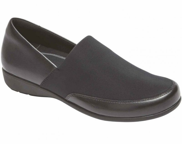 Aravon Abbey A-Line - Women's Slip-On Shoe