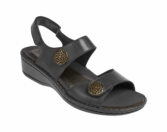 Aravon Candace - Women's Adjustable Sandal