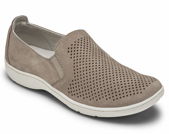 Aravon Lia Slip-On - Women's Casual Shoe