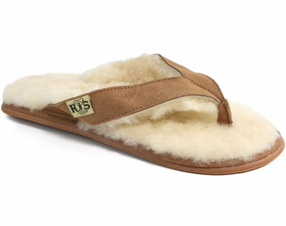Cloud Nine Sheepskin Flip Flop 2 - Women's Sandal