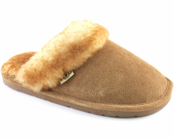 Cloud Nine Sheepskin Lined Slide - Women's Scuff Slipper