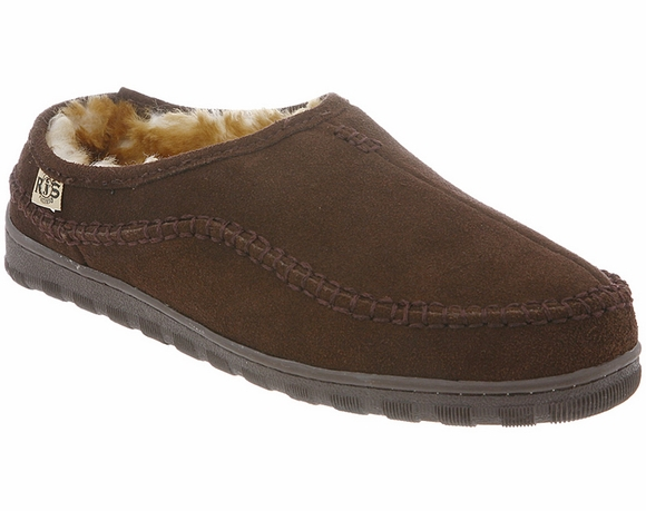 Cloud Nine Sheepskin - Men's Pacific Slide
