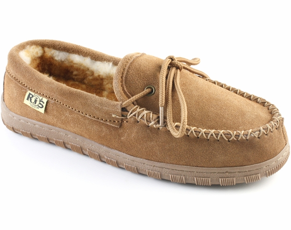 Cloud Nine Sheepskin Moc - Women's Moccasin Slipper