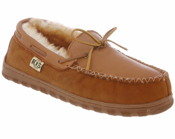 Cloud Nine Sheepskin Rainier - Men's Moc