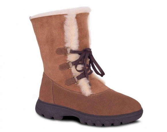 Cloud Nine Sheepskin Rosalita - Women's Comfort Boot