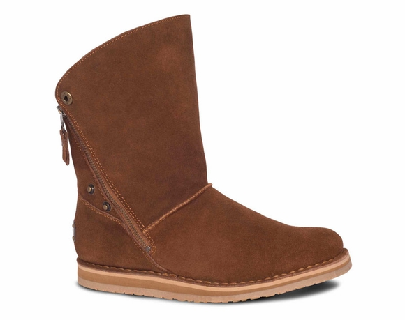 Cloud Nine Sheepskin Trixie - Women's Adjustable Boot