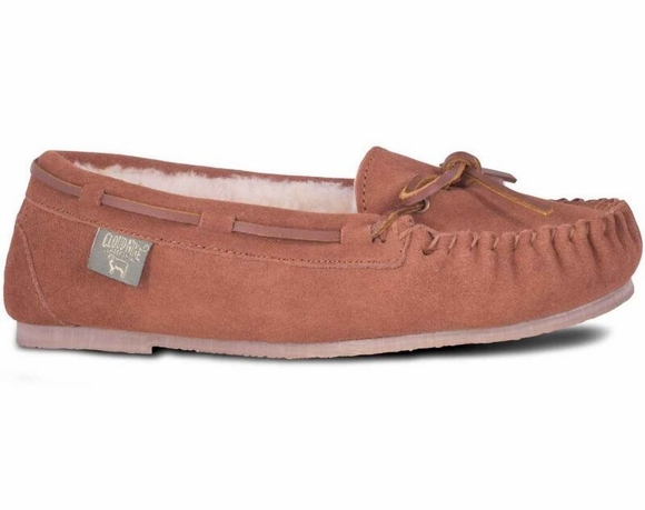 Cloud Nine Sheepskin - Women's Driving Moc