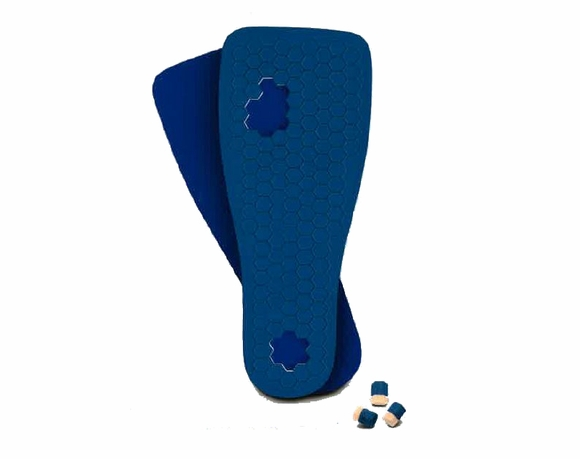 Darco PegAssist - Diabetic Wound Care Removable Peg Insole (PTO Series)