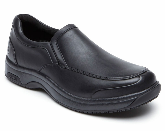 Dunham Battery Park Service - Men's Work Shoe