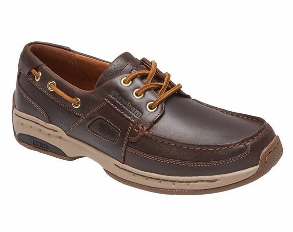 Dunham Captain Ltd - Men's Boat Shoe