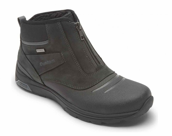 Dunham Trukka Zip - Men's Boot