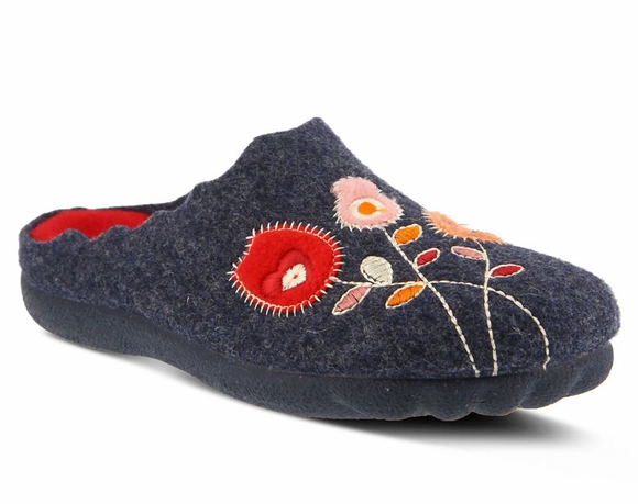 Flexus by Spring Step Wildflower - Women's Slipper