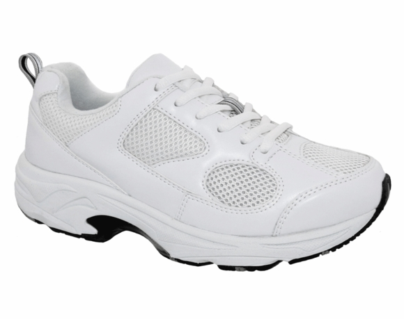 Footsaver Checkers - Women's Athletic Shoe
