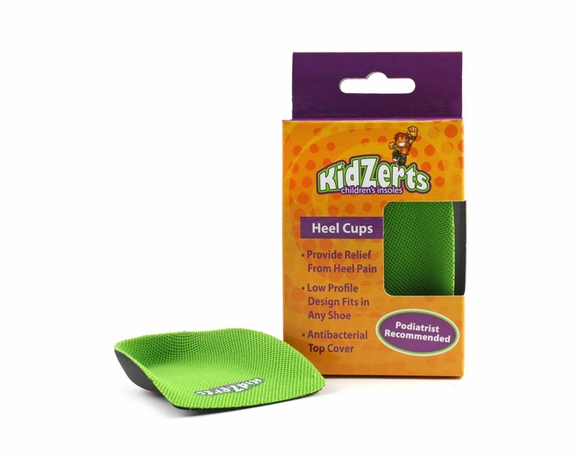 KidZerts Heel Cups - Children's Insoles