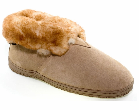 Old Friend Bootee - Men's Sheepskin Slipper