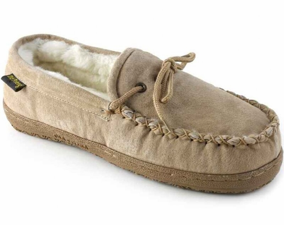 Old Friend Loafer Moc - Women's Sheepskin Slippers