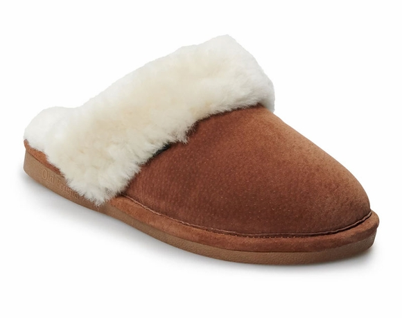 Old Friend Scuff - Women's Sheepskin Slippers