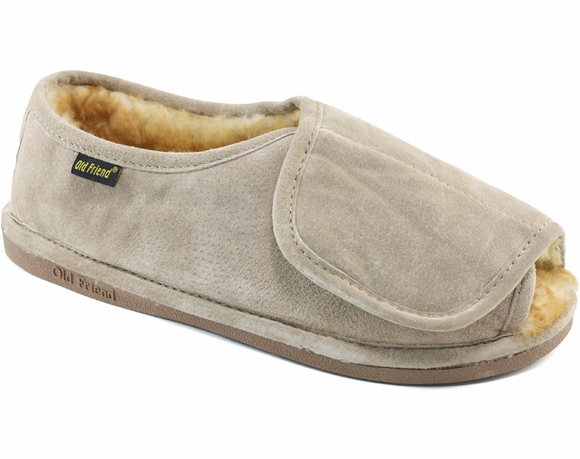 Old Friend Step In - Women's Slipper