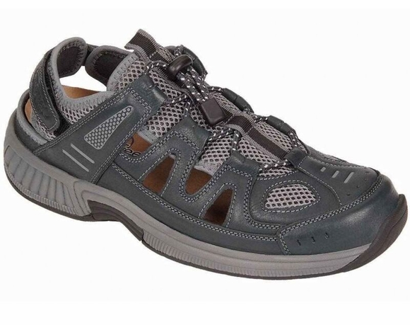 Orthofeet Alpine -  Men's Fisherman Sandal