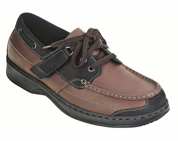 Orthofeet Baton Rouge - Men's Boat Shoe