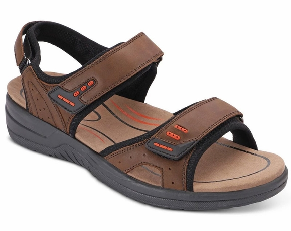Orthofeet Cambria - Men's Sandal