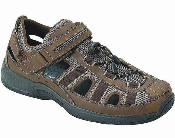 Orthofeet Clearwater Men's Adjustable Sandal