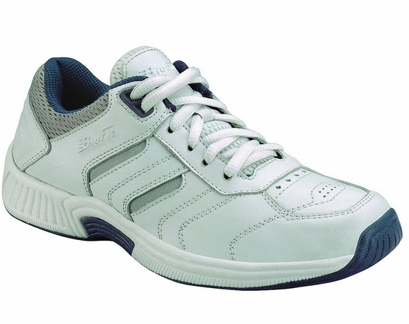 Orthofeet Men's Athletic Shoe, Biofit Pacific Palisades