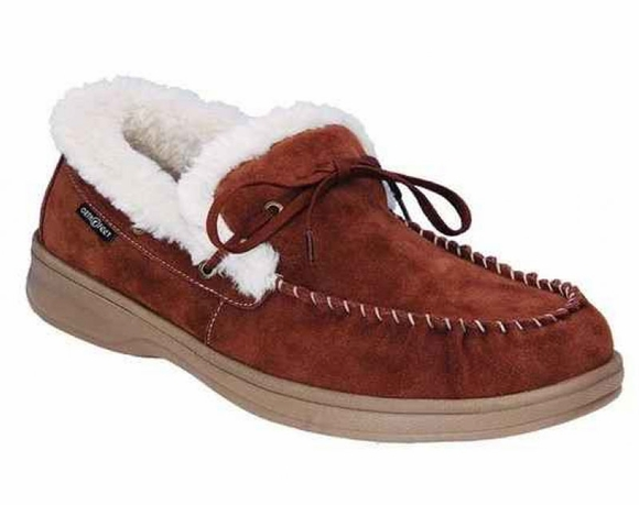 Orthofeet Tuscany - Men's Diabetic Moccasin