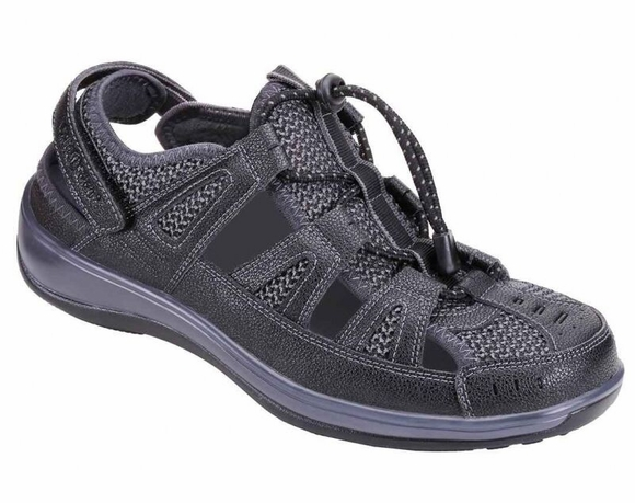 Orthofeet Verona - Women's Fisherman Sandal