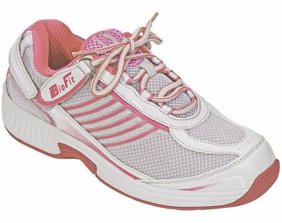 Orthofeet Verve Women's Athletic Shoes (Tie-Less Lace)