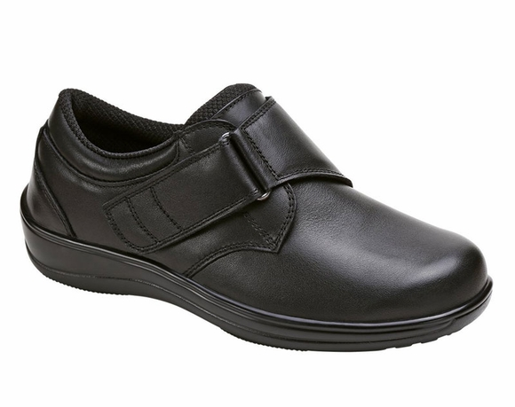 Orthofeet Acadia - Women's Adjustable Strap Shoe